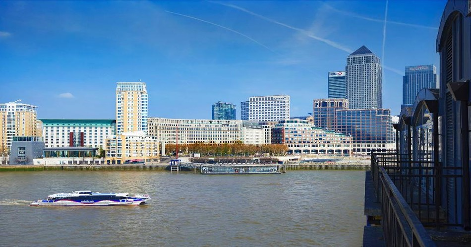 DoubleTree by Hilton London Docklands Riverside photo 2