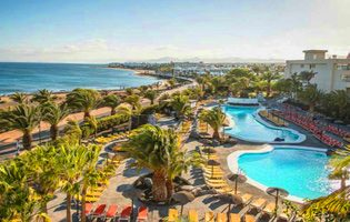 1euro Deposit To Lanzarote - Costa Teguise Package Holidays