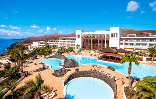 5 Star Holidays To Lanzarote - Puerto Calero Package Holidays