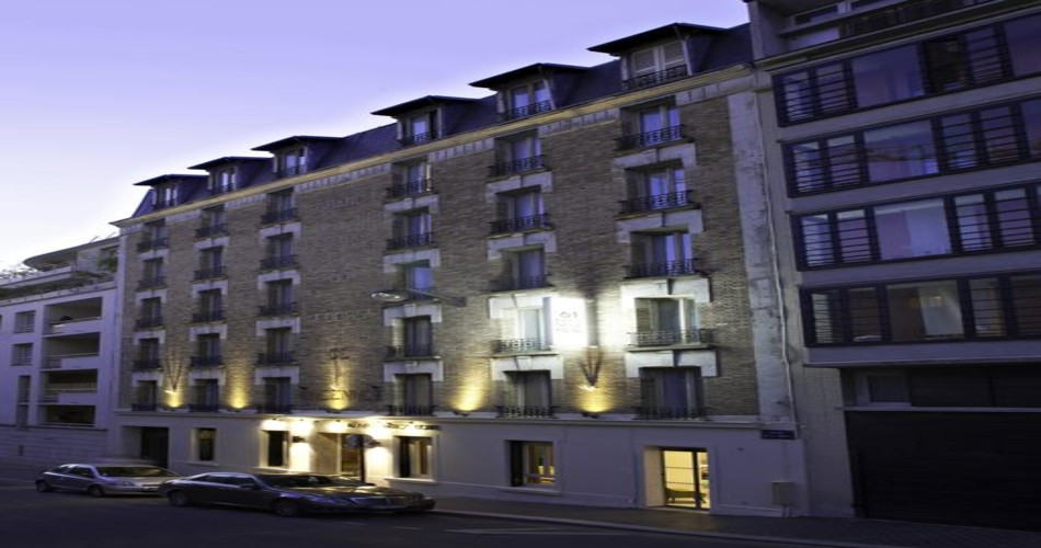 Best Western Premier 61 Paris Nation Hotel photo 1
