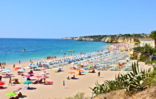 Family Holidays To The Algarve - Armacao De Pera Package Holidays