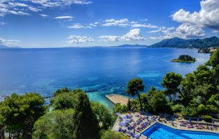 Corfu - Kanoni Luxury For Less Holiday Deals