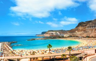 Sun Holidays To Gran Canaria - puerto Rico Package Holidays